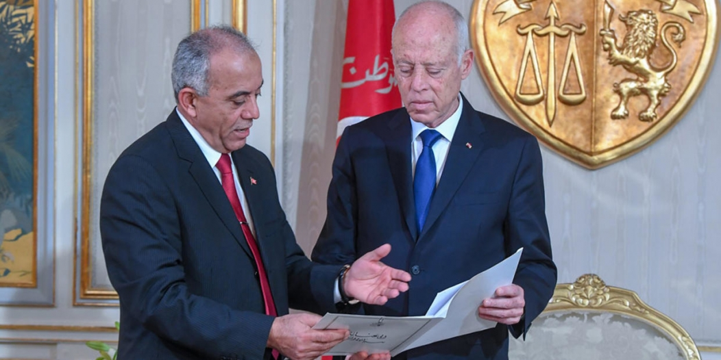 الإعلان عن تشكيل حكومة جديدة في الجزائر