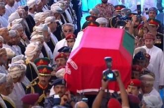 بالفيديو.. عُمان تشيّع جنازة السلطان قابوس بن سعيد - المواطن