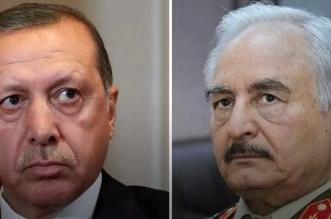 أردوغان يهدد الجيش الوطني الليبي - المواطن