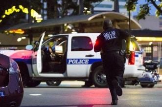 ضابط أمريكي يطلق 7 رصاصات على رجل أسمر أمام أبنائه - المواطن