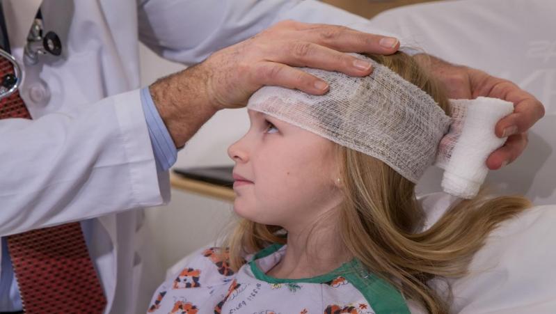 أعراض ارتجاج المخ لدى الأطفال.. استشارة الطبيب فوراً
