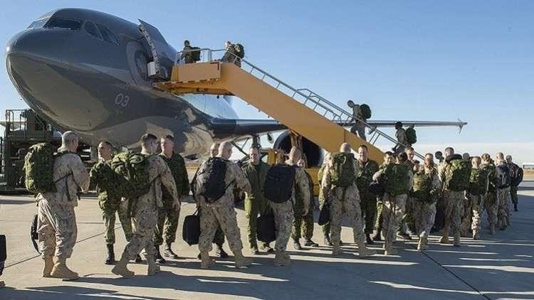 البرلمان العراقي: قوات التحالف أوقفت عملياتها تمهيداً للانسحاب