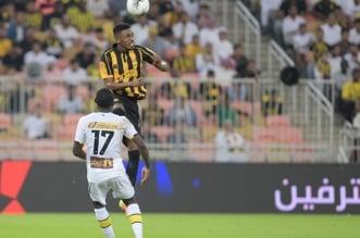 التعاون والاتحاد في الدوري السعودي للمحترفين