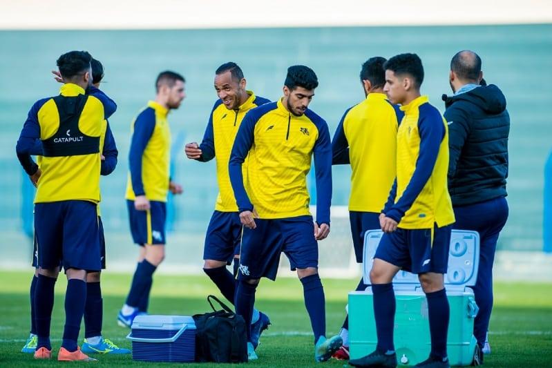 تشكيل مباراة الشارقة والتعاون في دوري أبطال آسيا