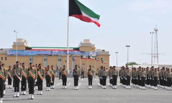 الجيش الكويتي يعلق الدراسة بالكليات العسكرية لمدة أسبوعين
