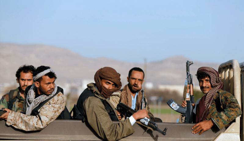 92 اختراقًا حوثيًّا لوقف إطلاق النار خلال 24 ساعة