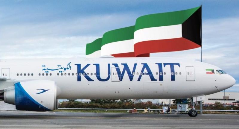 الجوية الكويتية تعلق جميع رحلاتها إلى إيران
