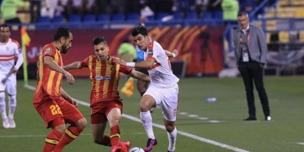 موعد مباراة الزمالك ضد الترجي التونسي