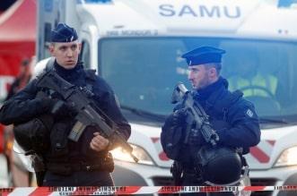 شرطة فرنسا
