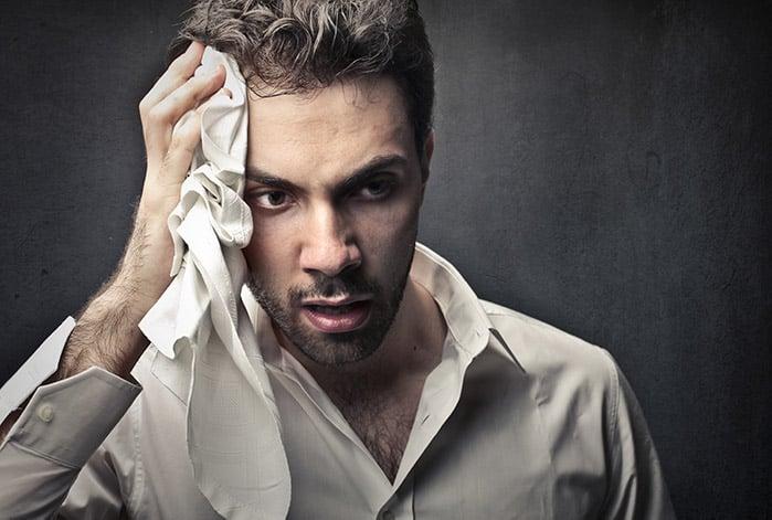 التعرق يخفض مستويات التوتر ويحسن المزاج