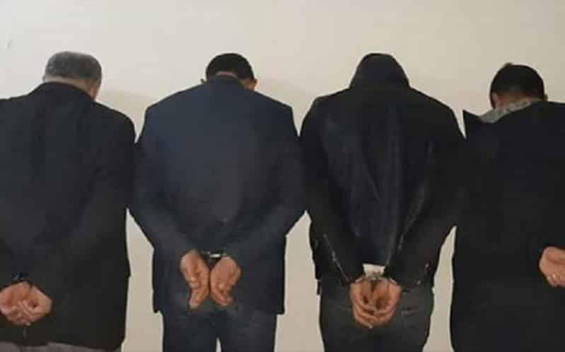 القبض على أتراك سرقوا محلات ذهب في العراق