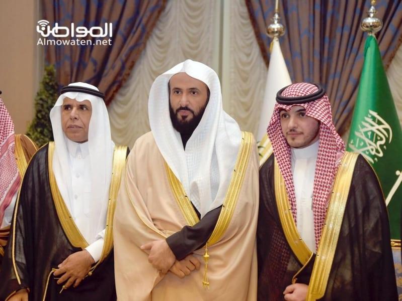 اللواء اليحيى يحتفل بزواج ابنته بنادي ضباط قوى الأمن 2