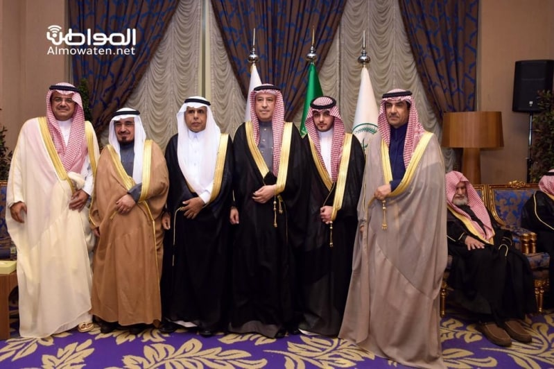 اللواء اليحيى يحتفل بزواج ابنته بنادي ضباط قوى الأمن 22