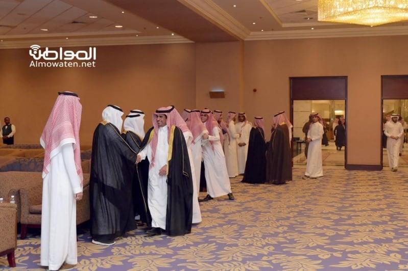اللواء اليحيى يحتفل بزواج ابنته بنادي ضباط قوى الأمن 24
