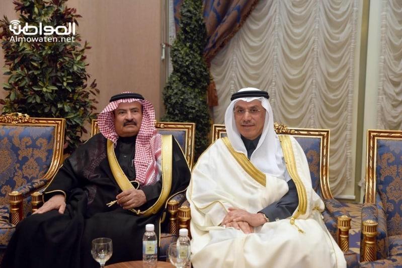 اللواء اليحيى يحتفل بزواج ابنته بنادي ضباط قوى الأمن 25