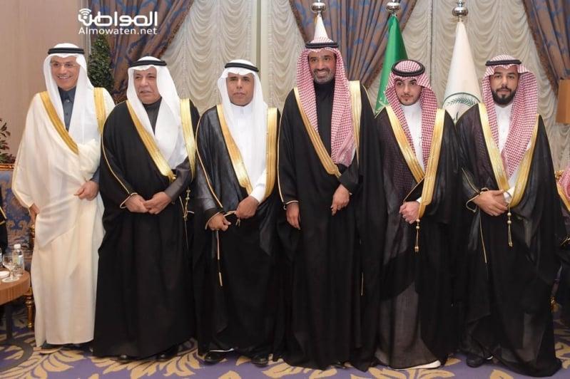 اللواء اليحيى يحتفل بزواج ابنته بنادي ضباط قوى الأمن 27