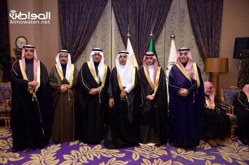 اللواء اليحيى يحتفل بزواج ابنته بنادي ضباط قوى الأمن 36