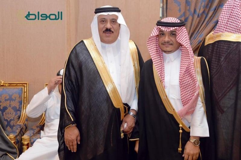 اللواء اليحيى يحتفل بزواج ابنته بنادي ضباط قوى الأمن 37