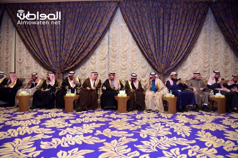 اللواء اليحيى يحتفل بزواج ابنته بنادي ضباط قوى الأمن 5
