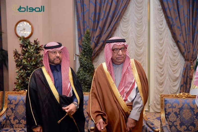 اللواء اليحيى يحتفل بزواج ابنته بنادي ضباط قوى الأمن 6