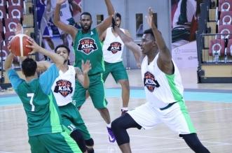 المنتخب السعودي لكرة السلة