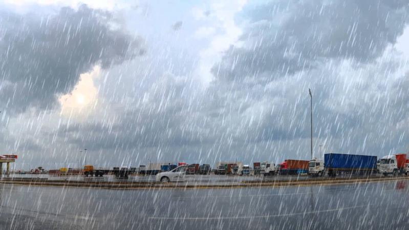 المسند: المتنبئون الجويون يتوقعون نزول المطر ولا يجزمون به البتة
