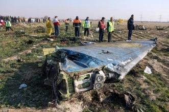 كندا إسقاط إيران طائرة الركاب الأوكرانية عمل إرهابي
