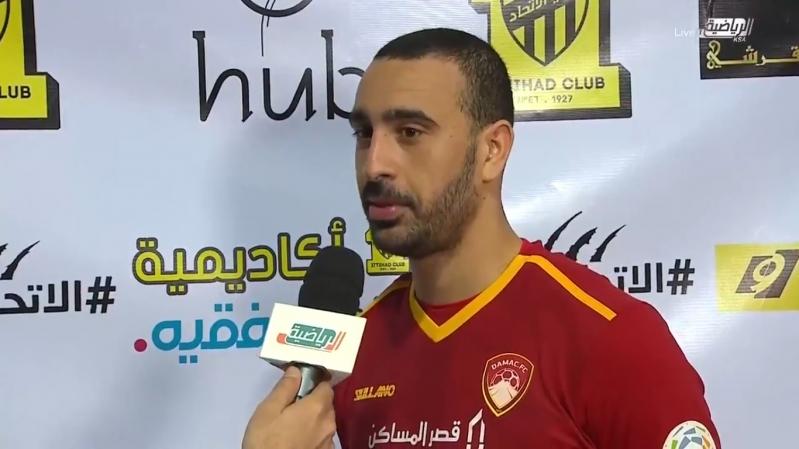 السعيداني: لم نكن نتوقع سيناريو مباراة الاتحاد وضمك