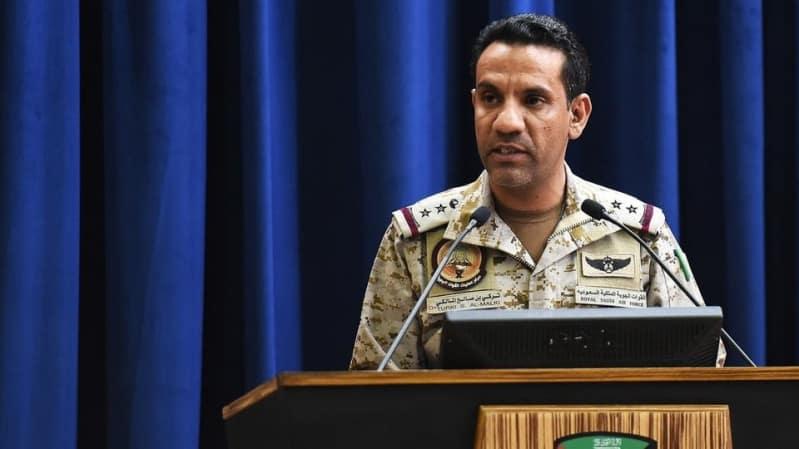 التحالف: 104 اختراقات حوثية لوقف إطلاق النار خلال 24 ساعة