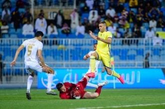 حمدالله في الدوري السعودي