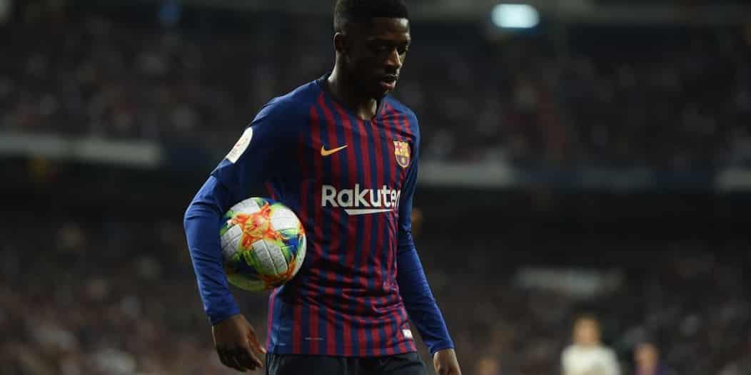 برشلونة يُحدد موعد جراحة ديمبلي