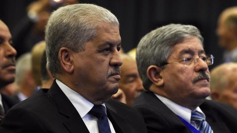 رئيسا الحكومة السابقان في الجزائر أمام القضاء مجددًا