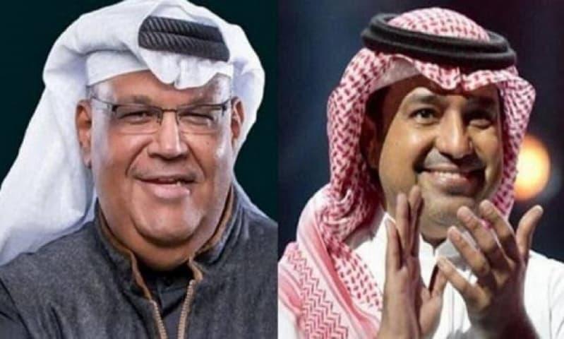 فيديو.. راشد الماجد ونبيل شعيل يشعلان ختام فبراير الكويت