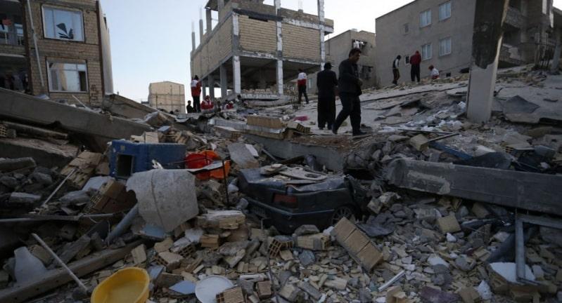 ارتفاع ضحايا زلزال المنطقة الحدودية بين تركيا وإيران