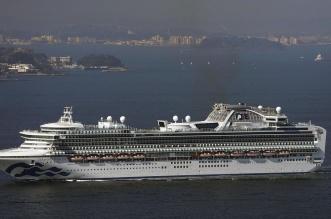 67 حالة إصابة جديدة بـ كورونا على متن السفينة السياحية باليابان - المواطن