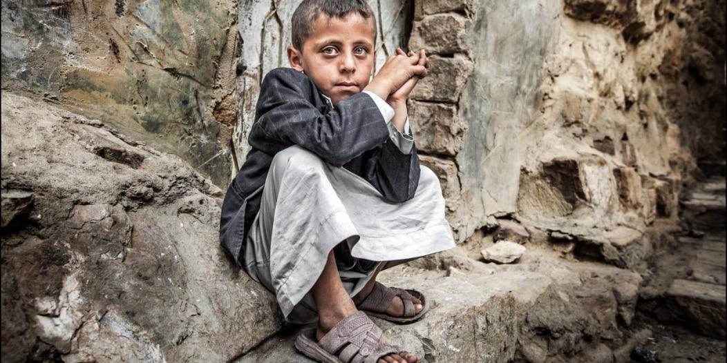 رد مؤلم لطفل سوري على سؤال: لمَ لا ترتدي جاكيت؟