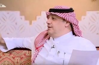 طلال آل الشيخ يرد على الغيامة