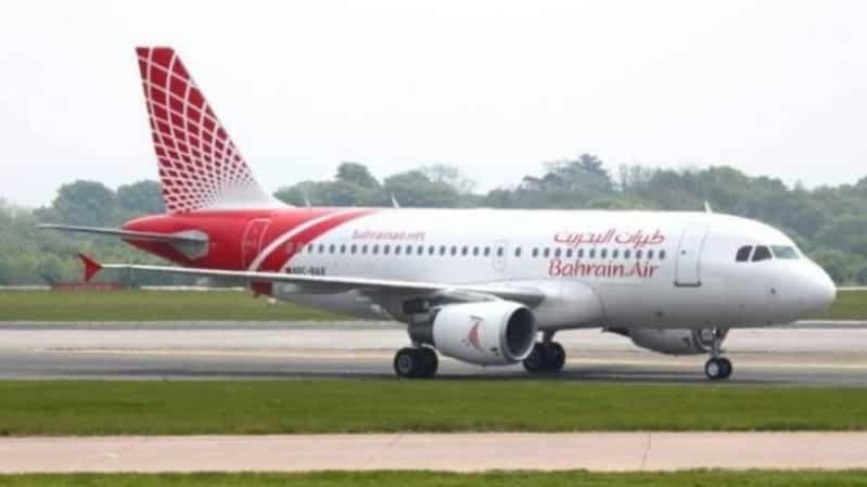 البحرين تعلق الرحلات القادمة من مطاري دبي والشارقة
