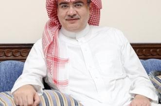 المرشح لرئاسة النادي الاهلي عبدالاله مؤمنة