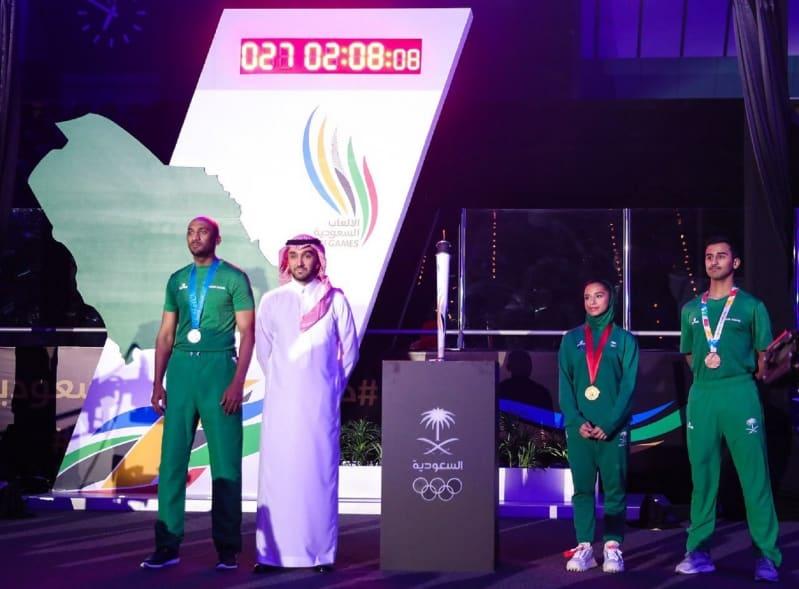 تعرف على برنامج دورة الألعاب السعودية
