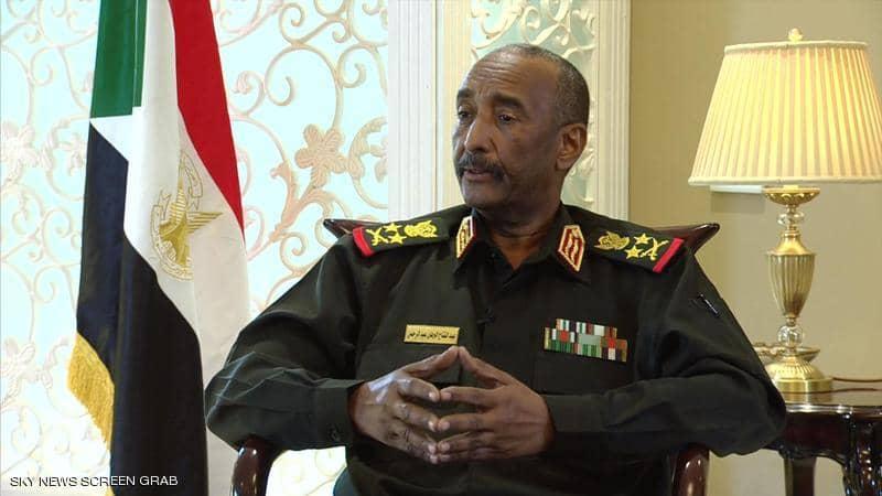 البرهان يتعهد: لا عودة مجددًا للحرب في السودان