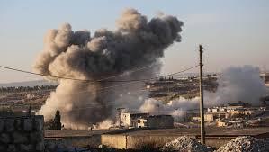فيديو.. مقتل 34 جنديًا تركيًا بغارة سورية في إدلب - المواطن