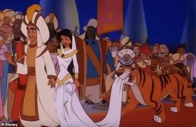 صور.. ديزني تكشف النقاب عن خط فساتين زفاف الأميرات - المواطن