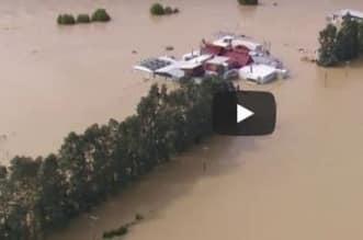 فيضانات نيوزيلندا