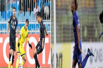 كاريلو وحمدالله في دوري أبطال آسيا