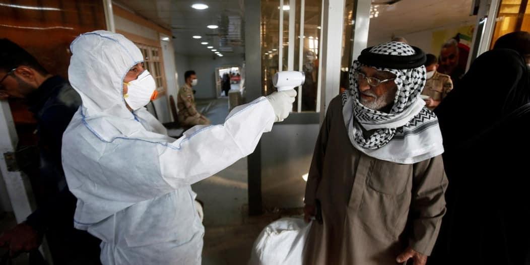 العراق تمدد حظر التجوال حتى 11 أبريل