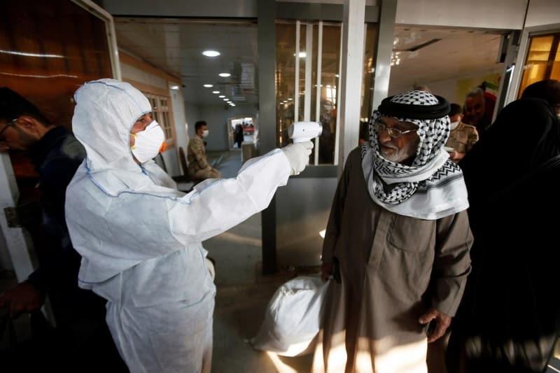 العراق يعلن تسجيل 519 إصابة جديدة بفيروس كورونا - المواطن
