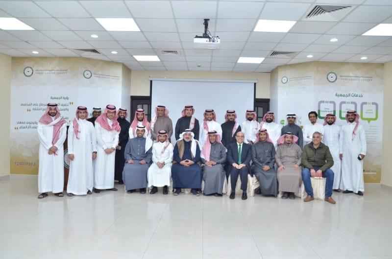 لقاء العلاقات العامة الأسبوعي في الرياض