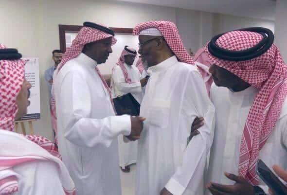 وفاة محمد سعد العبدلي