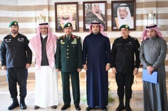 الحرس الملكي وجامعة نايف يوقعان مذكرة تعاون